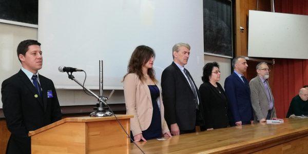 Студенти и докторанти от страната обменят идеи на научна сесия в ТУ – Варна