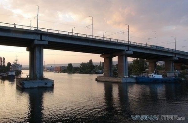 Ремонтират Аспарухов мост през май