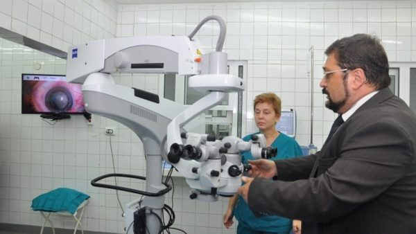 Управителят на Очна болница д-р Руслан Тошев подаде оставка