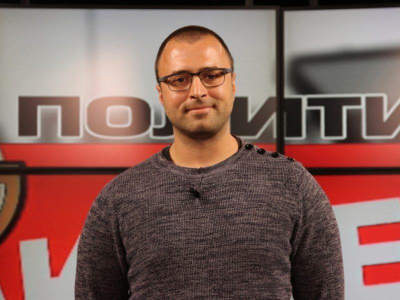 Георги Шахънов е седмият печеливш в състезанието на АТАКА за евродепутати