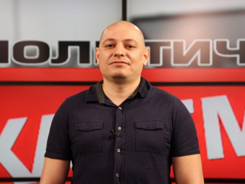 Радослав Иванов е деветият печеливш в състезанието на АТАКА за евродепутати