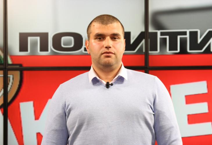 Цветомир Колчаков е поредният печеливш в състезанието на АТАКА за евродепутати