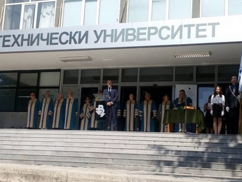 Модерна хидроакустична лаборатория открива ТУ – Варна в началото на април
