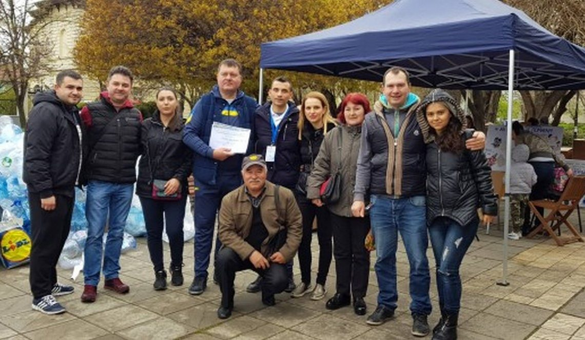 """ГЕРБ-Варна подкрепи благотворителната кампания """"Аз вярвам и помагам"""""""