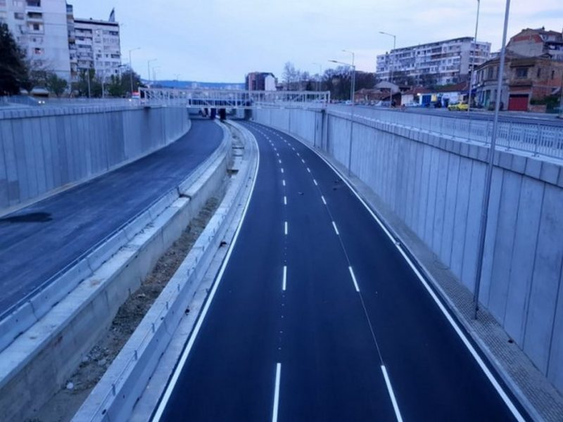 """Пускат бул. """"Левски"""" за Великден, възможна е бъдеща връзка с Аспарухов мост"""