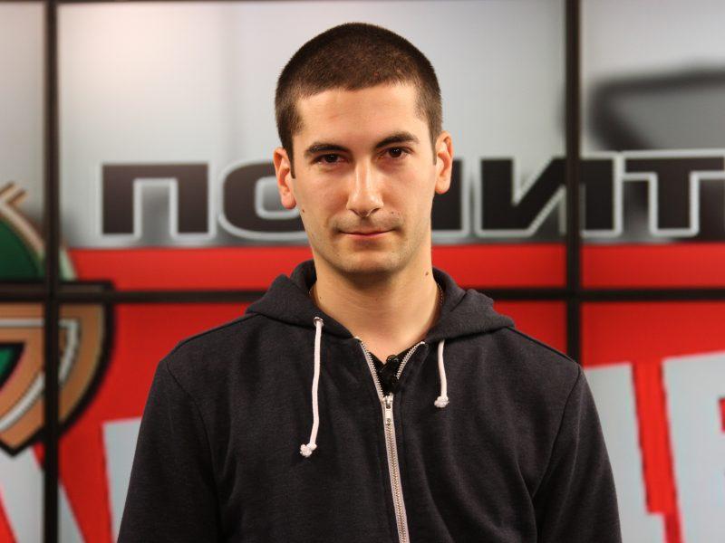 27-годишният Емил Благоев е десетият печеливш в състезанието на АТАКА за евродепутати
