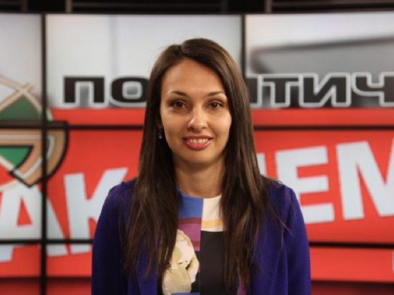 29-годишната Анна Ангелова е вторият печеливш в състезанието на АТАКА за евродепутати