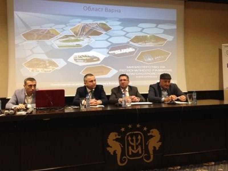 Около 170 млн. лева са инвестирани за пътища в област Варна