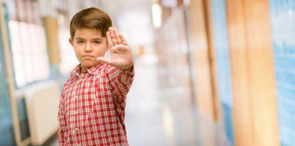 """Научете детето да казва """"не"""" на възрастните! Вижте как"""