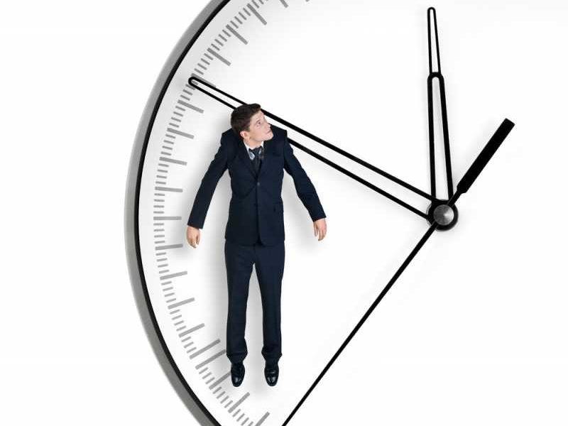 Времето все не стига. Наистина ли?