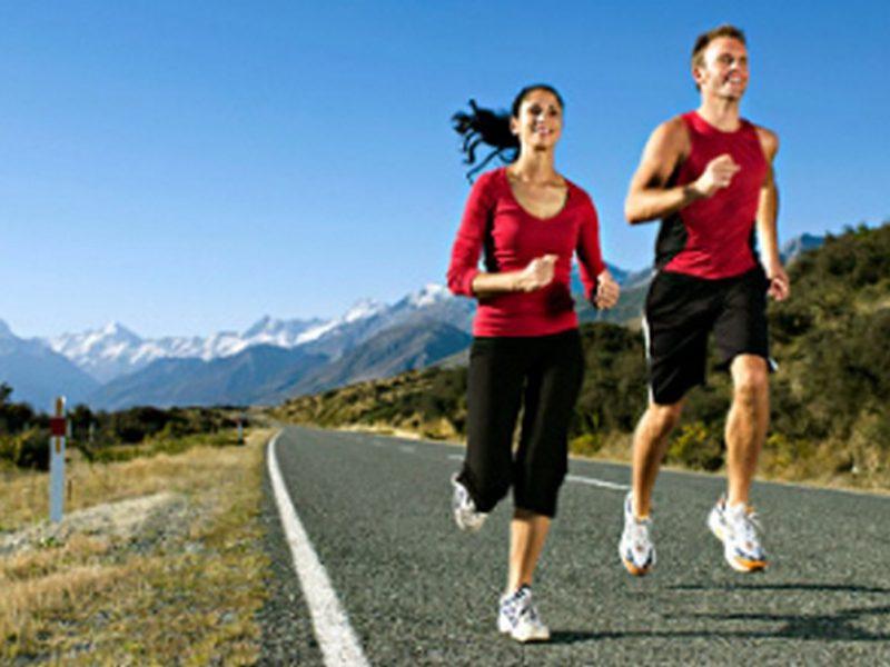 Лицеви опори и бягане срещу инфаркт