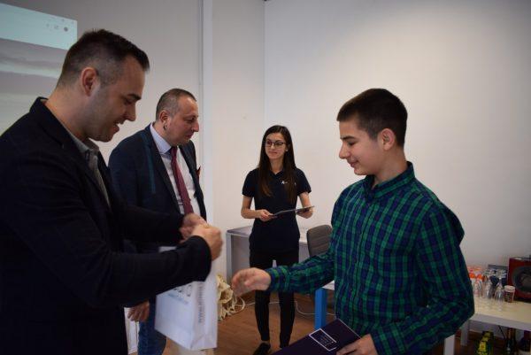 Варненски ученици разработиха сайтове за световни компании