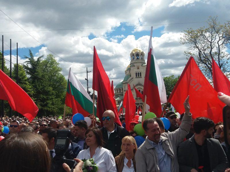 Елена Йончева: Днес Борисов вади голямата бухалка, както през 90-те години е вадил малката бухалка!