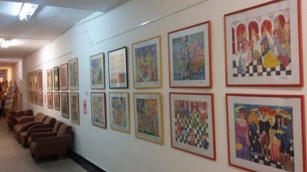"""Във Варна откриват изложба """"Галерия на детската рисунка"""""""