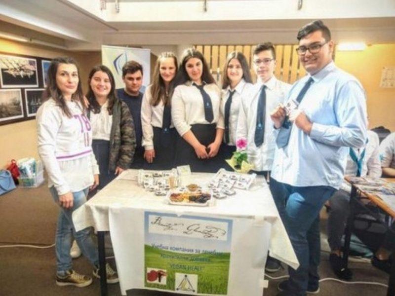 """Варненски ученици спечелиха призово място в онлайн конкурс """"Имам бизнес идея!"""""""