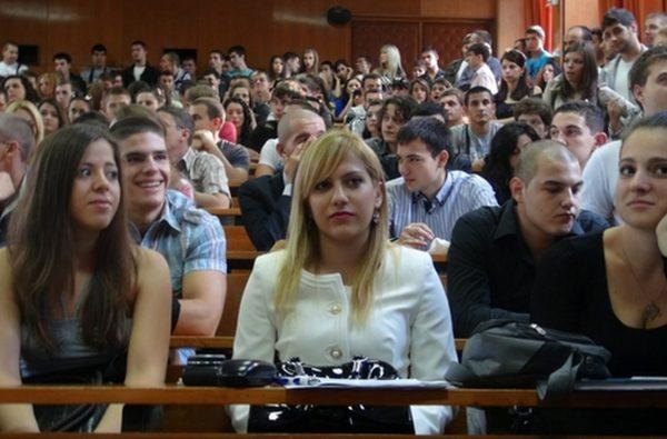 Студентите във Варна намалели с близо 4% за година