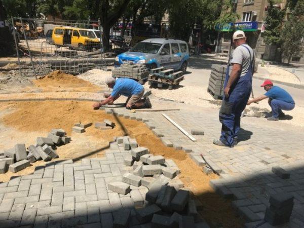 Строителна офанзива кипи на Шишковата градинка