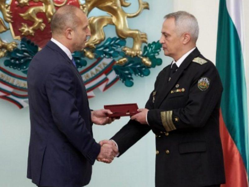 Досегашният командир на ВМС Митко Петев става военен представител на началника на отбраната във Военния комитет на НАТО