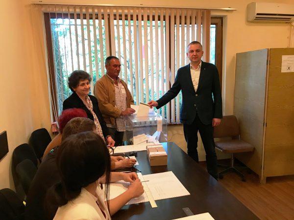 Иван Портних: Гласувах за европейското развитие на Варна