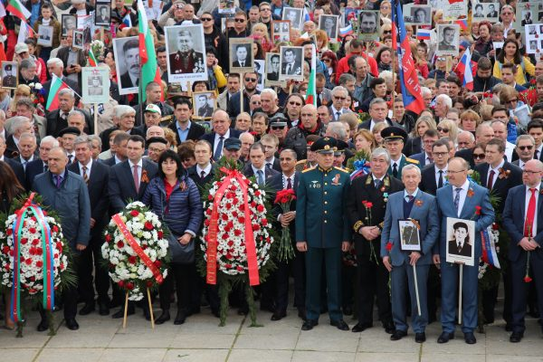 Калоян Паргов: 9 май 1945 г. отвори нова страница в развитието на Европа