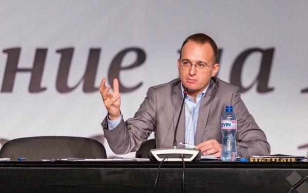 Инж. Симеон Славчев: Оценката на Брюксел за управлението на ГЕРБ и Фандъкова е слаб 2