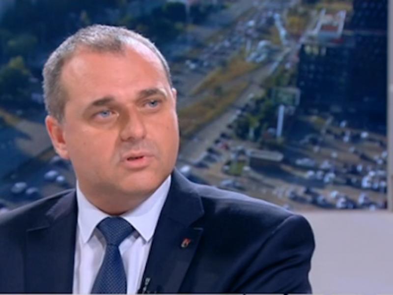 Искрен Веселинов: ВМРО не търси конфронтация, а показва истинското градивно лице на патриотизма