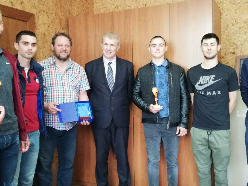 Лекоатлетите на ТУ – Варна са сред най-добрите в страната