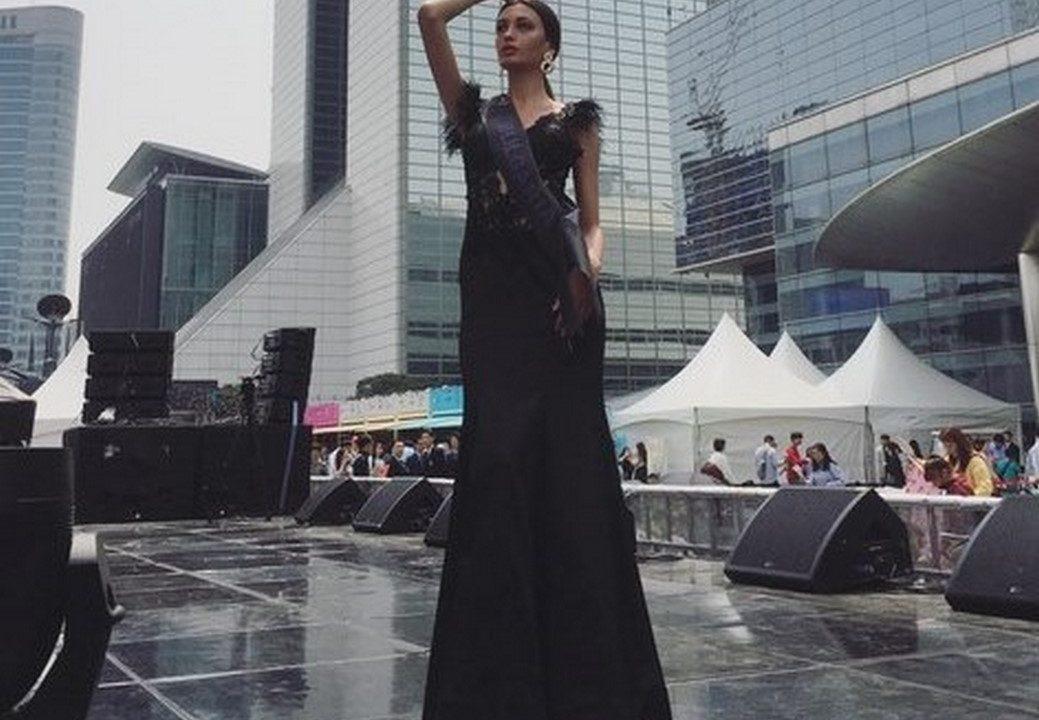 Варненска красавица взе пореден моден приз в Сеул (СНИМКИ)