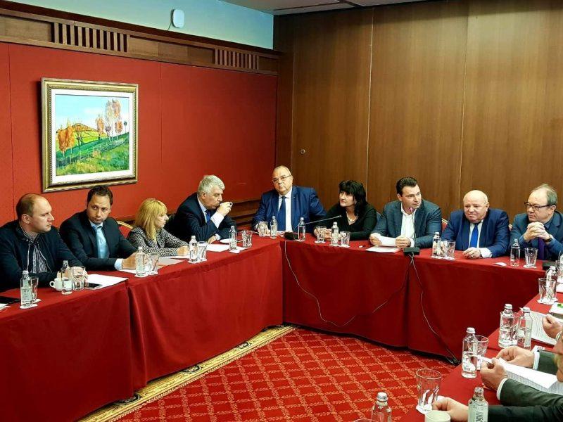 Калоян Паргов: България трябва да работи за създаване на Балкански център на висшето образование