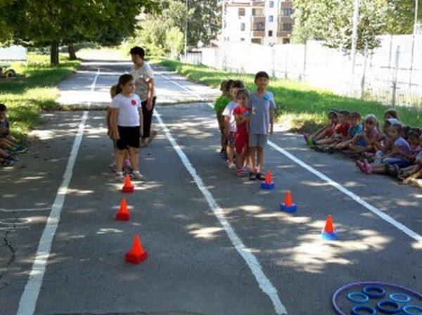 Спортен празник събира 1000 малчугани в 23 детски градини