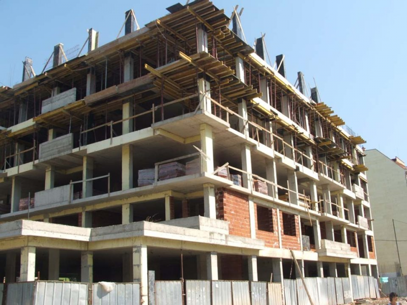 Варна трета в страната по разрешителни за строеж на нови жилищни сгради