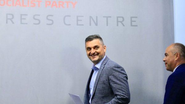 Кирил Добрев стана председател на щаба на БСП. Иван Иванов шеф на щаба във Варна