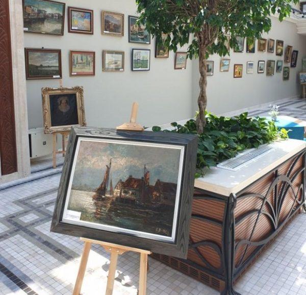 Прекрасна изложба очаква варненци в Арт галерия Морско казино