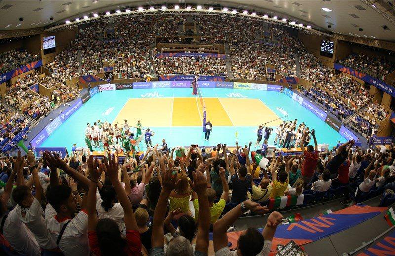 Страхотната варненска публика не стигна за успех срещу Италия