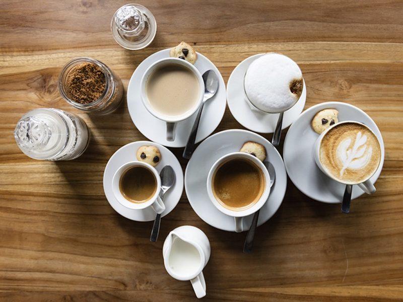 Колко чаши кафе можем да пием на ден?