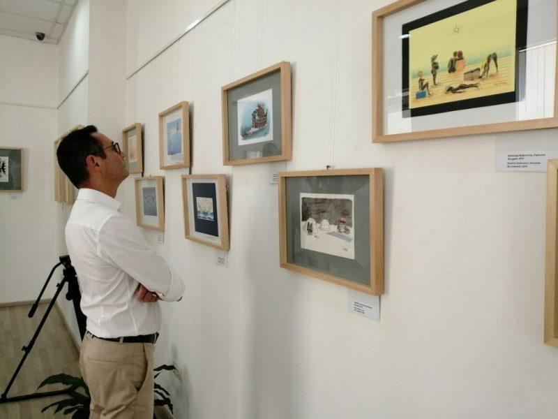 Изложба показва забавната страна на моряшкия живот