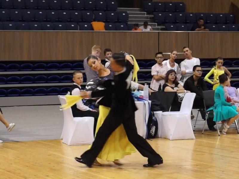 """Най-добрите танцови двойки ще се борят за """"Купа Варна"""" и """"Купа Кристал"""""""