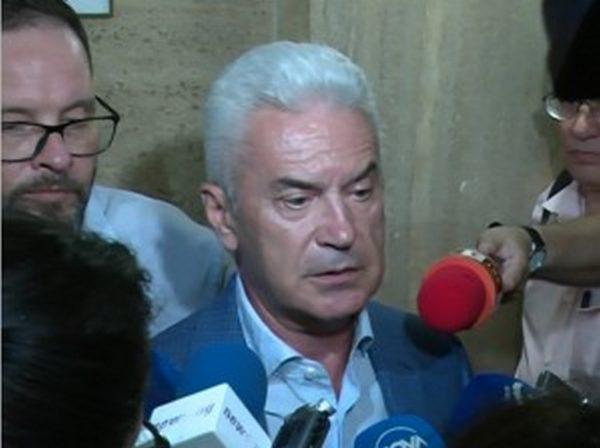 АТАКА: ВМРО и НФСБ избягаха от коалиционен съвет заради медиите