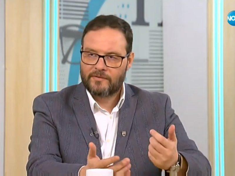 Чуколов: Евродепутатите да даряват огромните си заплати на хора в нужда, не да трупат в банки