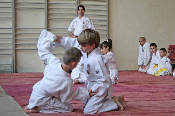 Айкидо семинар събира над 150 деца и младежи във Варна