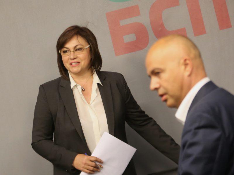 Кирил Добрев посочва кандидатите в София и Варна?!