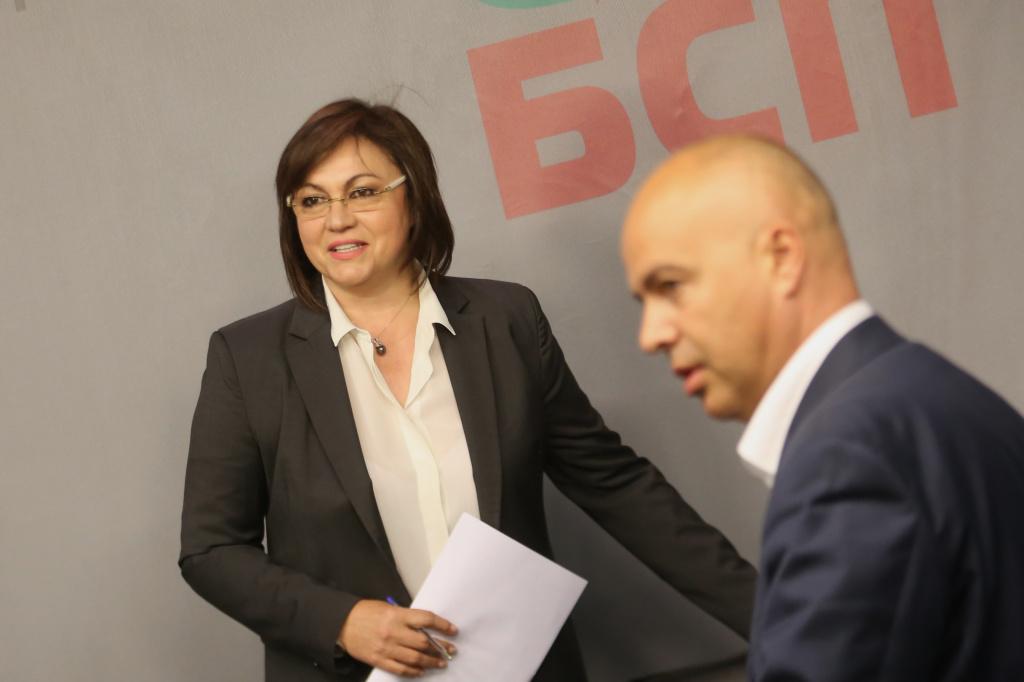 Нинова разкри: Борислав Гуцанов е записвал мъртви души като членове на БСП във Варна
