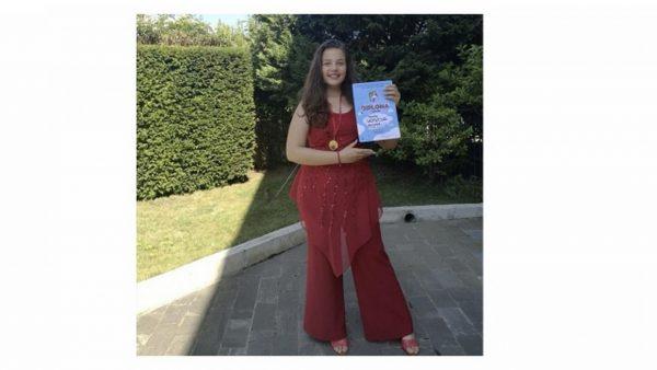 Мойра Янкова от Варна триумфира в конкурс в Италия (СНИМКИ)
