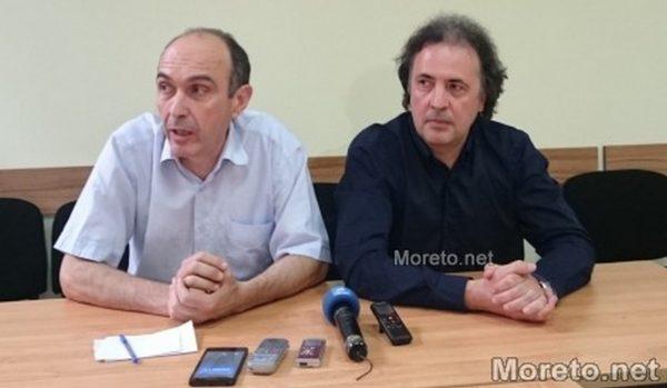 Васко Василев: Няма политическа воля за решаването на проблема с колите в Морската градина