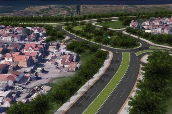 """Започва изграждане на кръговото кръстовище на бул. """"В. Левски"""", ул. Пеячевич"""" и бул. """"Девня"""""""