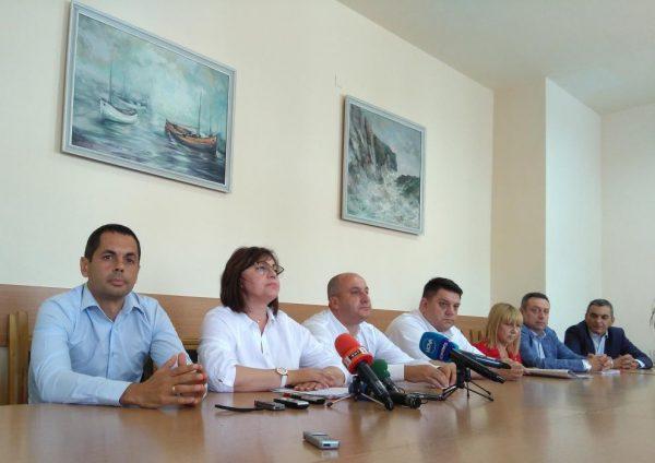 Изпълнителното бюро на БСП свали доверието си от Борислав Гуцанов! (обновена)