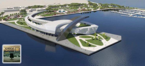 Арх. Емилия Манева: Морска гара може да се превърне в новия символ на Варна