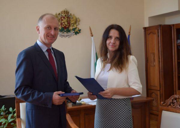Съдия Ирена Петкова е новият зам.-председател на Окръжен съд – Варна