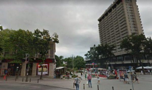Небостъргач на мястото на паметник на културата във Варна?
