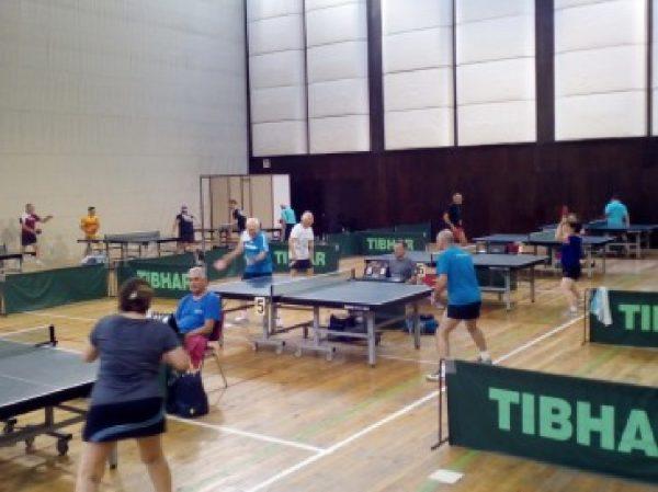 Варна е домакин на XX международен турнир по тенис на маса за ветерани